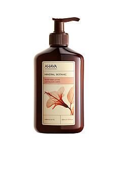 AHAVA Mineral Botanic Body Lotion Hibiscus & Fig