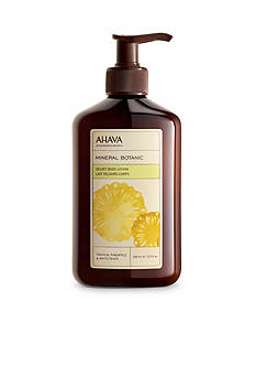 AHAVA Mineral Botanic Pineapple & Peach Body Lotion