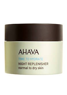 AHAVA Night Replenisher, Normal to Dry Skin