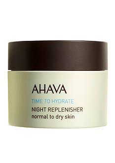 AHAVA Night Replenisher, Normal to Dry Skin