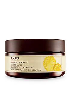 AHAVA Mineral Botanic Body Butter