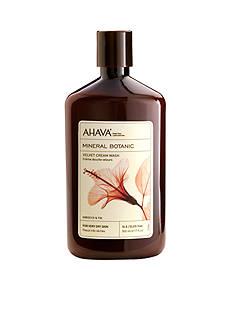 AHAVA Mineral Botanic Hibiscus & Fig Cream Body Wash