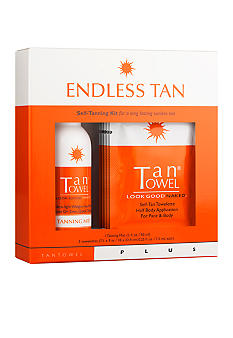 TanTowel Endless Tan Plus Kit