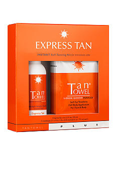 TanTowel Express Kit Plus