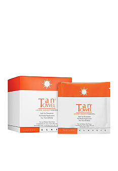 TanTowel Full Body Classic 15 Pack Self-Tanning Towelettes