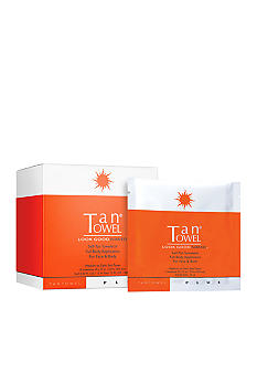 TanTowel Full Body Plus 15 Pack Self-Tanning Towelettes