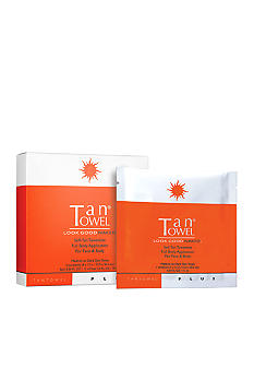 TanTowel Full Body Plus 5 Pack Self-Tanning Towelettes