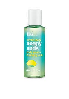 Bliss Lemon + Sage Soapy Suds Body Wash