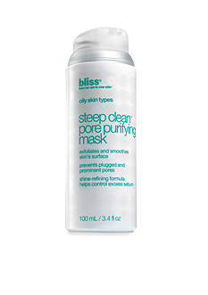 Bliss Steep Clean Pore Purifying Facial Mask