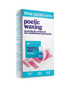 Bliss Poetic Waxing Starter Kit<br>