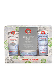 First Aid Beauty® Faves to Go Skincare Kit