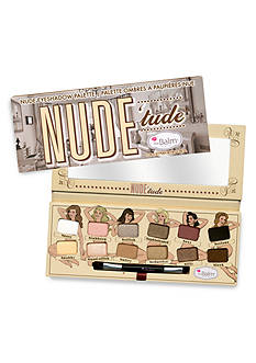 the Balm cosmetics Nude'tude Nude Eyeshadow Palette