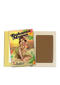 the Balm cosmetics Bahama Mama Bronzer, Shadow & Contour Powder