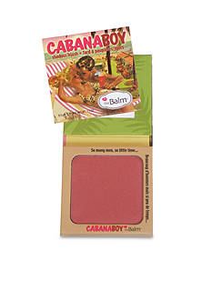 the Balm cosmetics CabanaBoy Shadow/Blush