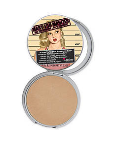 the Balm cosmetics Mary-Lou Manizer Highlighter, Shadow & Shimmer