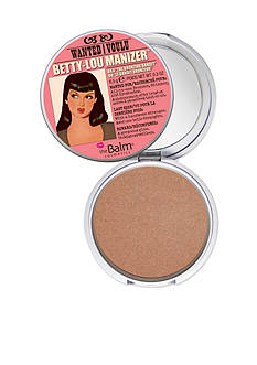 the Balm cosmetics Betty-Lou Manizer Bronzer/Shadow
