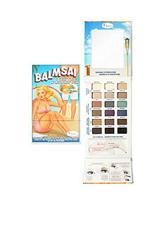 the Balm cosmetics Balmsai Naughty