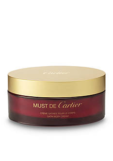 Cartier Must Body Cream