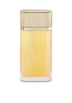 Cartier Must Gold Eau de Parfum, 3.3 oz