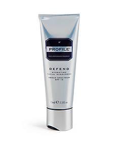 PROFILE™ DEFEND Hydrating Facial Sunscreen SPF 15