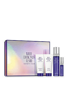 Elizabeth Taylor White Diamonds Lustre Gift Set