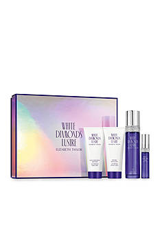 Elizabeth Taylor White Diamonds Lustre Fragrance Set