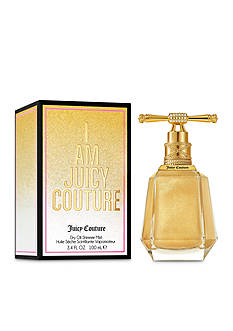 I Am Juicy Couture Dry Oil Shimmer Mist