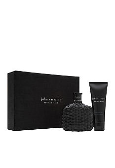 John Varvatos Artisan Black Gift Set