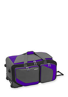Leisure 30-in. Purple Duffel Bag