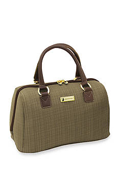 London Fog CHATHAM SATCHEL TAN