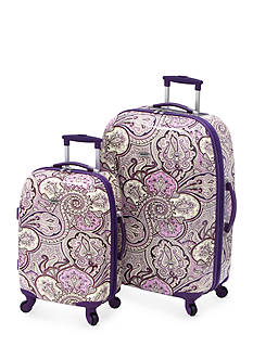 Waverly 2-Piece Hardside Set - Paddock Purple
