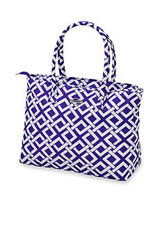 Waverly TOTE LINK PURPLE