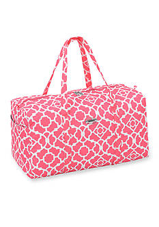Waverly DUFFEL LATTICE CORAL