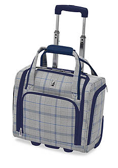 London Fog Knightsbridge 360HL Luggage Collection - Plaid