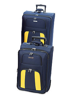 Leisure Feather Lite Luggage Collection- Navy