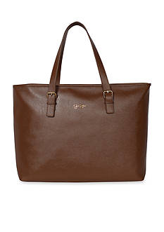 Jessica Simpson Mercer 22-in. Computer Tote - Toffee