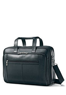 Samsonite Check Point Friendly Leather Business Case