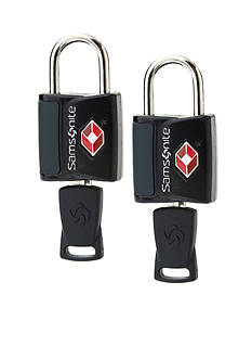 Samsonite 2 Pack Travel Sentry Key Lock