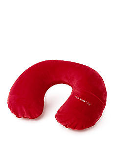 Samsonite Inflatable Neck Pillow and Cover