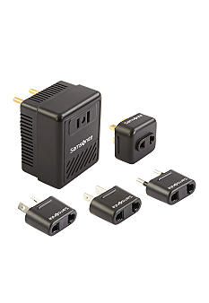 Samsonite Travel Converter/Adapter Kit