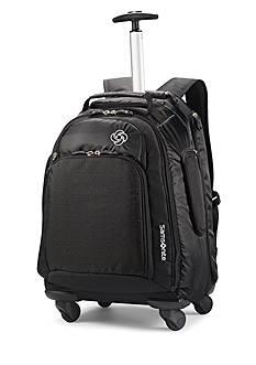 Samsonite 21-in. MVS Spinner Backpack - Black