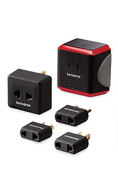 Samsonite Power Converter Adapter Kit