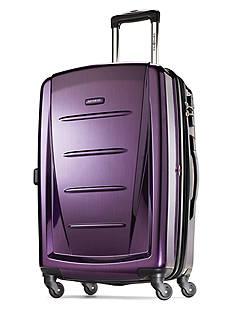 Samsonite 28-in. Winfield 2 Fashion Spinner Purple