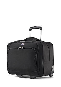 American Tourister AT SPLASH2 WHLD BRD BAG BLK