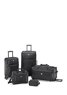 American Tourister 5-Piece Set Black
