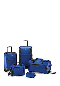 American Tourister 5-Piece Set Blue