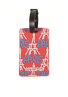 American Tourister Paris Luggage Tag