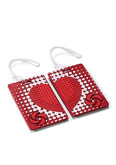 Samsonite True Love Luggage Tag Set