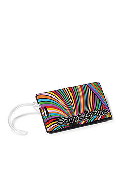 Samsonite Psychedelic Luggage Tag Set