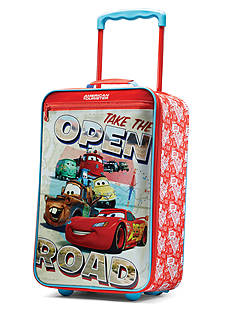 American Tourister 18-in. CARS Soft Side Upright